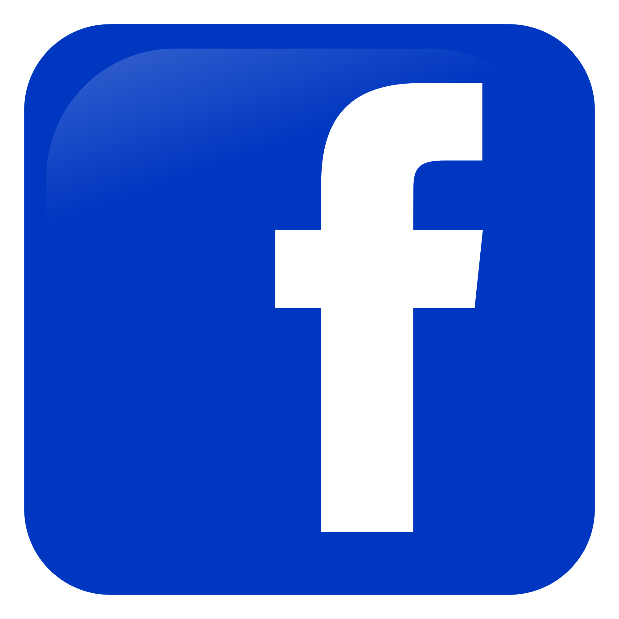 Facebook icon svg